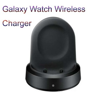 Desktop Travel Magnetic Charger Dock For Samsung Galaxy Watch/Gear S3/Gear Sport R600 Smart Wireless Charging 5V 1A