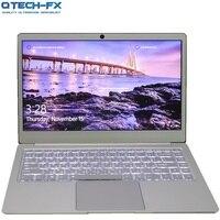 Metal Ultrabook SSD 256GB 64GB 512G IPS CPU Intel Windows10 Student Office Laptop Arabic French Spanish Russian Keyboard Backlit