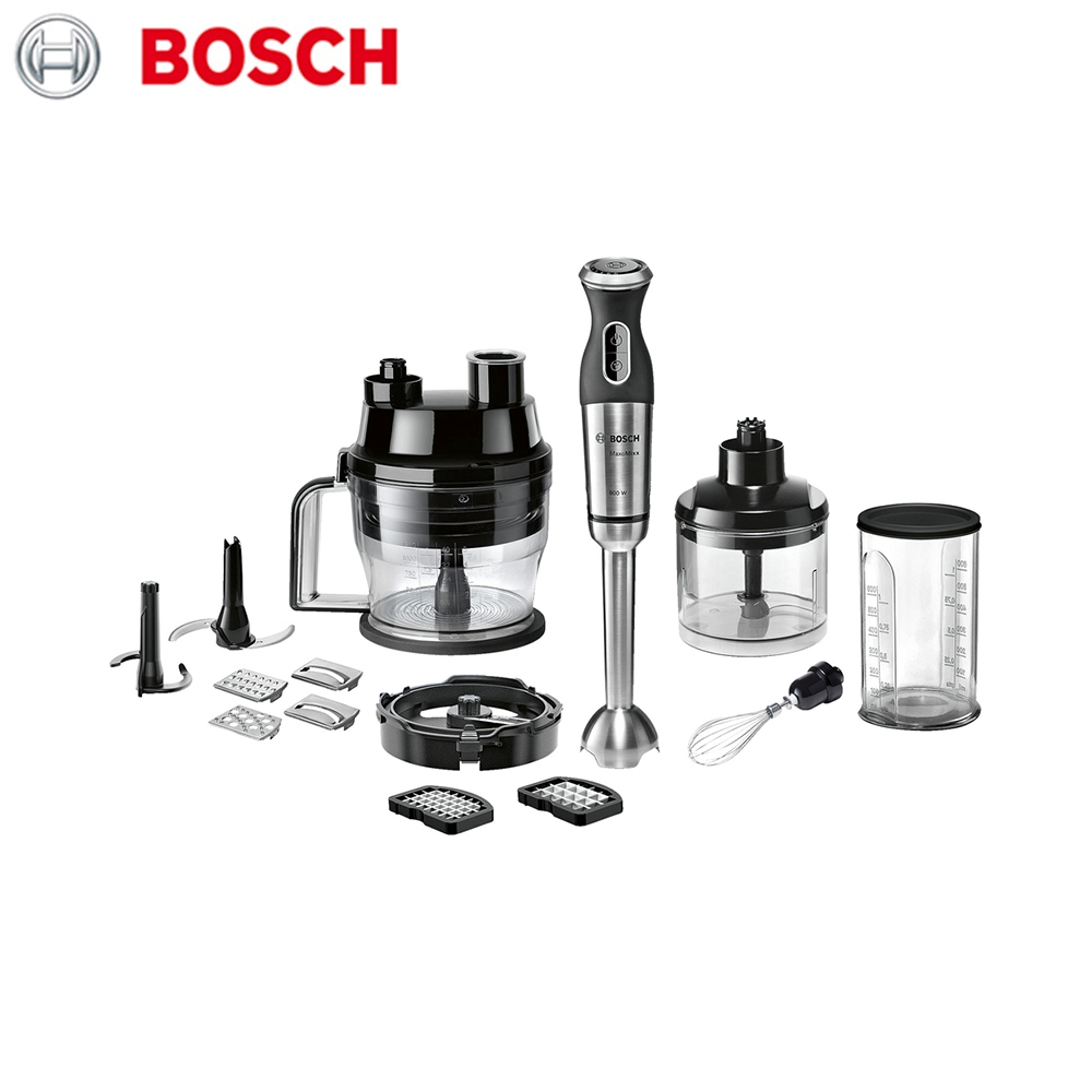 Blenders Bosch MSM881X2 Home Kitchen Appliances chopper immersion mixer stationary preparation of drinks and dishes