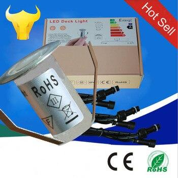 100 piezas de cubierta LED lámparas impermeable dc12v 0 eef95679572