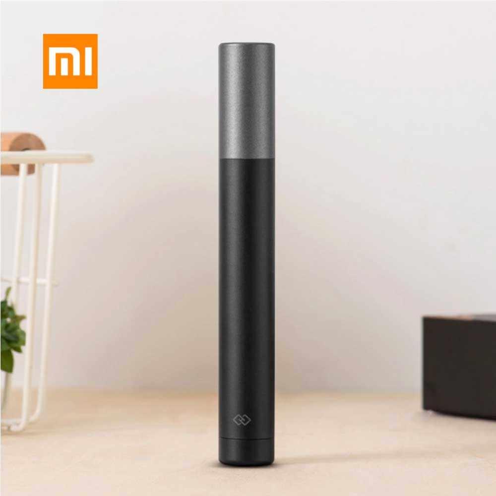 Xiaomi Mijia Youpin Электрический мини-триммер для волос в носу для мужчин, портативная Бритва для ушей в носу, машинка для стрижки, водонепроницаемый Безопасный инструмент для очистки