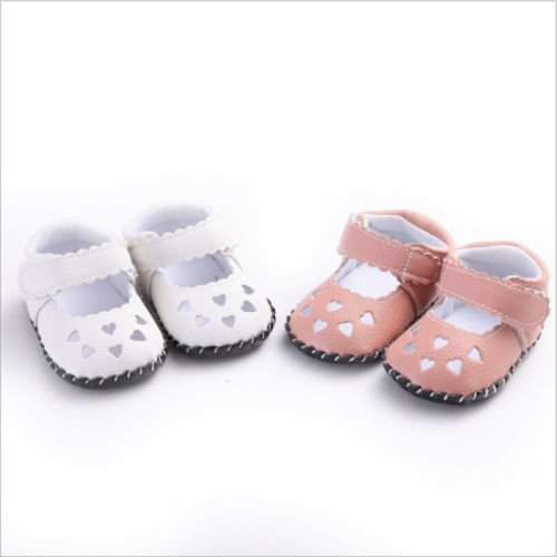 Pudcoco Newborn Infant Baby Boy Girl Pram Shoes First Shoes Toddler Pre Walking Trainers First Walkers