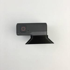 Image 3 - 3D Baskı Gopro Hero 5 için Spor Kamera Lens Hood Güneşlik Gölgeleme Kapağı Anti Parlama Hood Kapak Gopro Hero 5 eylem Kamera