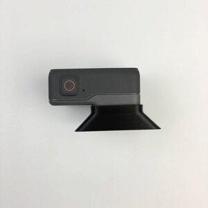 Image 3 - 3D الطباعة ل Gopro بطل 5 كاميرا رياضية عدسة هود ظلة التظليل كاب مكافحة وهج هود غطاء ل Gopro بطل 5 عمل كاميرا