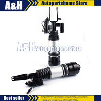 Pair Refurbished Front Shock Absorbers Air Strut For Mercedes W211 S211 W207 4matic Air Suspension Shocks 2113209513 2113209613
