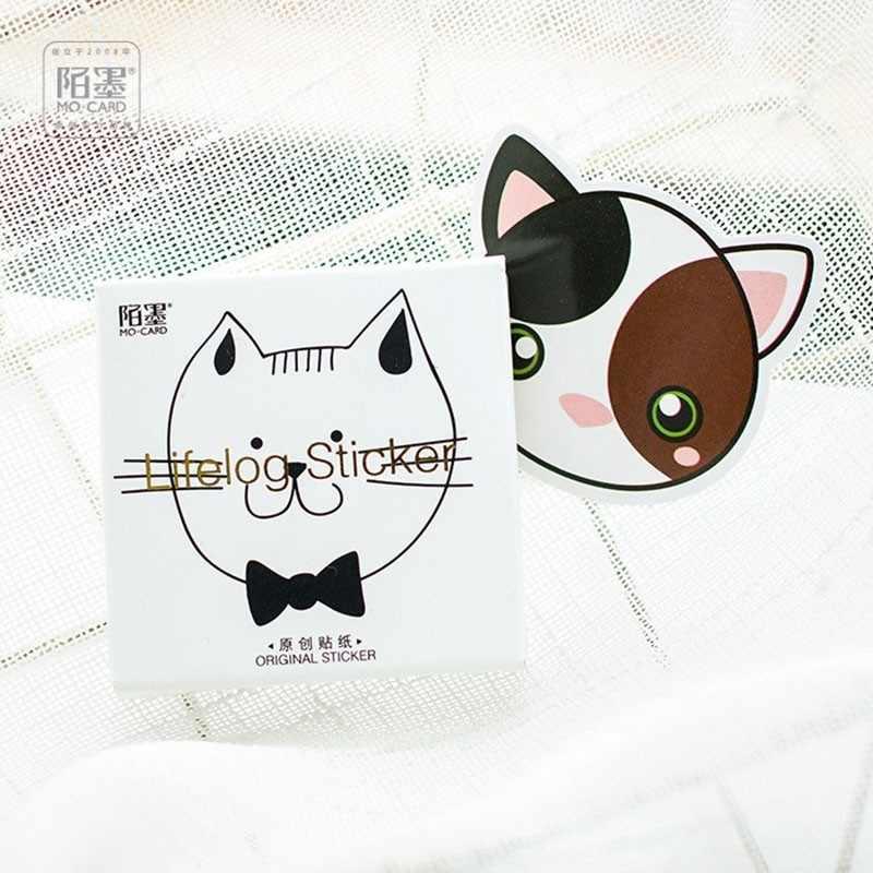 45 pçs/caixa Cute Little Dog Pet Etiqueta de Papel Adesivo Artesanato E Clip Art Decoração Etiqueta Diário Selo Animal Bonito Dos Artigos de Papelaria presente