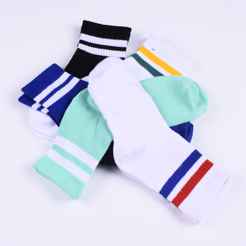 Winter Comfortable Cotton Socks Stylish Casual White Women\x27s Breathable Short Blend Elastic Warm Wear Resistant Lady Thermal