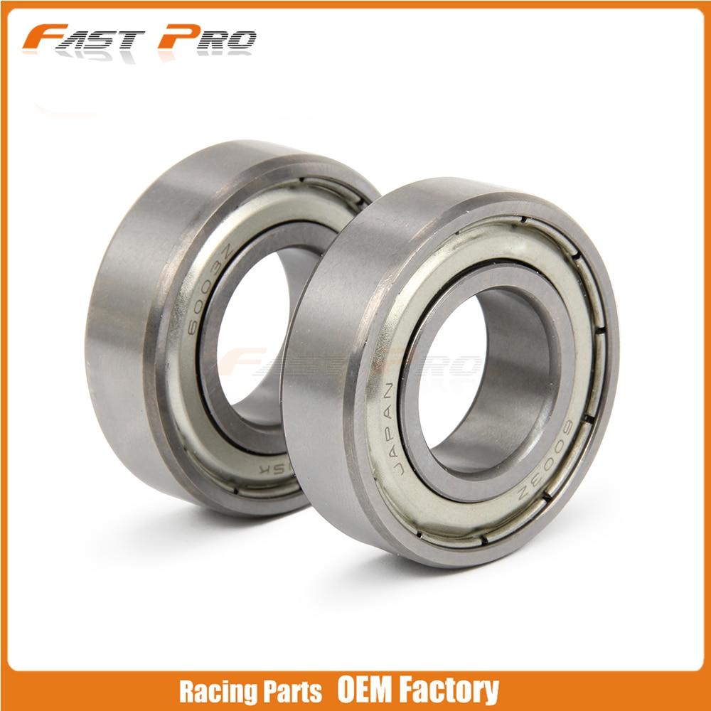 Steering Stem Head Roller Bearings for KTM EXC MXC SX XC-W SX-F Husaberg FE FX