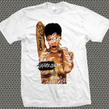 adff35deca383 Buy rihanna t shirt and get free shipping on AliExpress.com