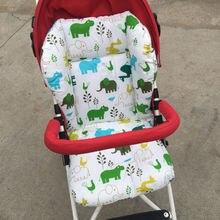 Детская коляска Коляска толкатель лайнер обивка коврик Автомобильная сидение кресло подушки сиденья вкладыши ребенка