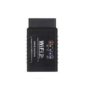 Image 4 - ELM327 V1.5 Scanner de voiture, outil de Diagnostic de voiture, câble OBD2, adaptateur Wifi, lecteurs de Code, Android