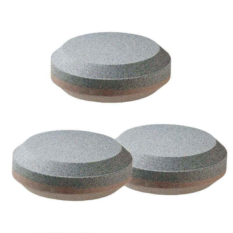Double-sided Grinding Sharpening Stone Household Small Grinding Disc Fast Sharpener Kitchen Grinding Tool