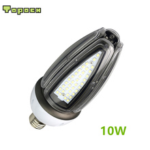 Topoch Light Bulb Corn LED E27 IP65 120LM/W 10W 20W UL CE Listed CFL HID Replacement 100-277V for Post Acorn Path Fixture