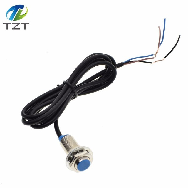 US $2 05 |TZT NJK 5002C Hall Effect Sensor Proximity Switch NPN 3 Wires  Normally Open + Magne-in Sensors from Electronic Components & Supplies on
