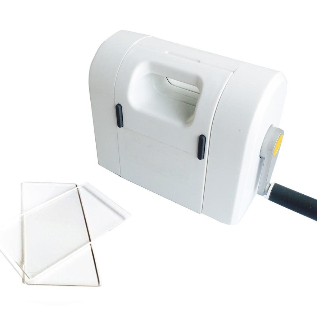 Pratique Boutique Poinçonneuse Machine de Gaufrage Machine De Découpe Scrapbooking D'artisanat En Papier Machine de Gaufrage