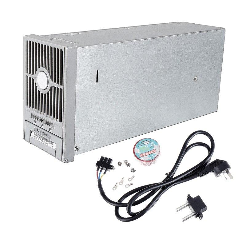 Ruban AC 200 V-250 V à DC 48 V 50A 2400 W transformateur d'alimentation pour Module de chauffage par Induction haute fréquence ZVS