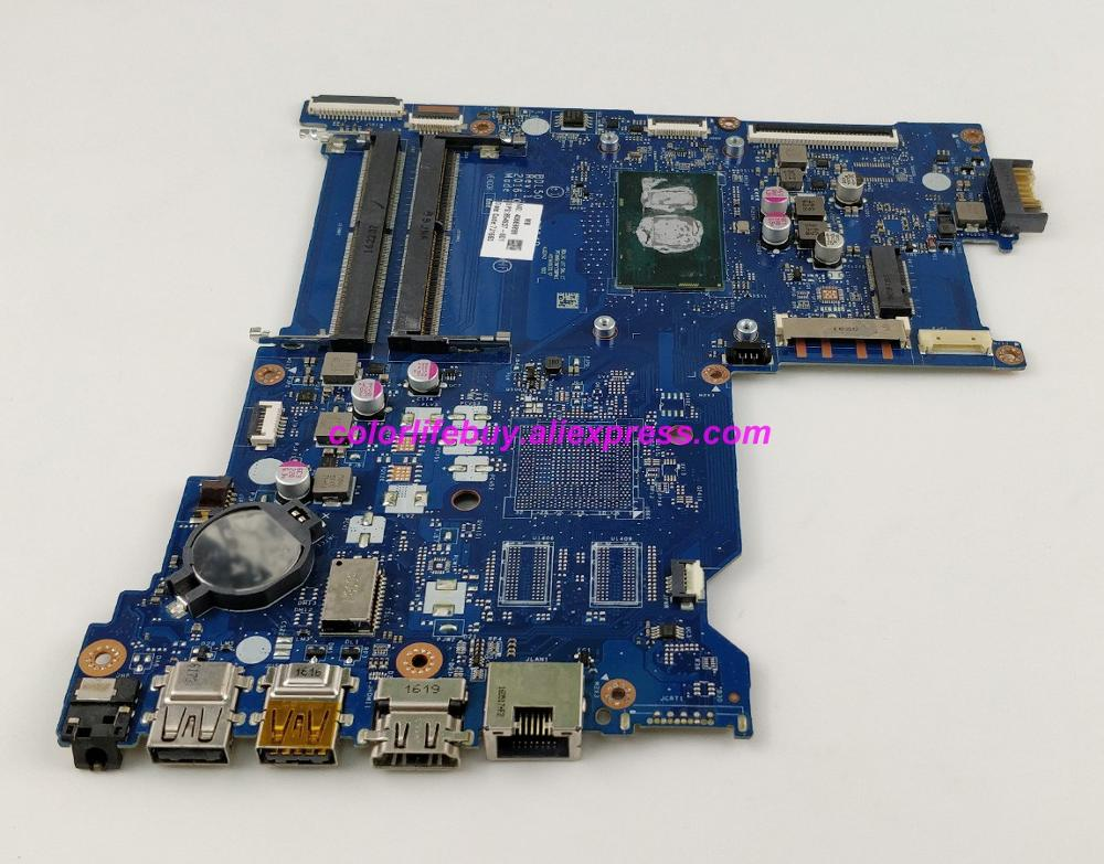 Image 5 - Genuine 854937 601 854937 001 UMA w i5 6200U CPU BDL50 LA D704P Laptop Motherboard for HP 15 AY Series 15T AY000 NoteBook PC-in Laptop Motherboard from Computer & Office