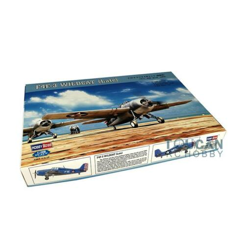 Hobbyboss 1:48 - 148 F4f3 Wildcat Late 80327 Kit Modèle F4f-3 Wildcat late