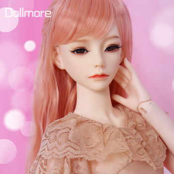 Dollmore Zaoll Luv BJD SD Doll 1/3 Body Model Boys Girls Oueneifs High Quality Resin Toys Shop Figures For Christmas 1