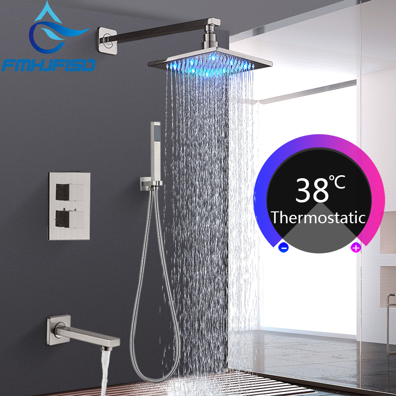 Thermostatic Bathroom Shower Faucet