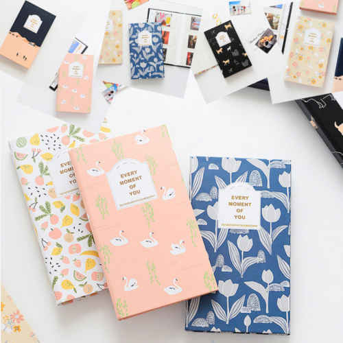 Polaroid Photo Picture Album 84pcs 3Inch Photos Storage Case Family Memo For Fujifilm Instax Mini Film Instax Album Fotografia