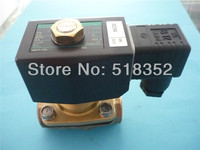 Mitsubishi Solenoid Valve/ Electromagnetic Valve DC24V, Water Pipe's Screw Thread 1/2 of WEDM LS Wire Cutting Machine Parts