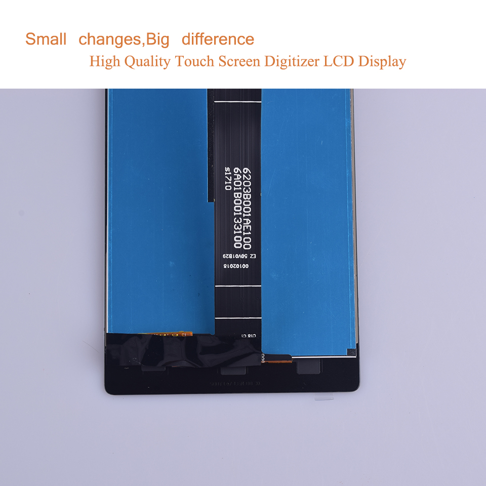 10Pcs Original For Nokia 3 LCD Display With Touch Screen Digitizer Assembly LCD Complete Glass TA 1020 TA 1028 TA 1032 TA 1038 in Mobile Phone LCD Screens from Cellphones Telecommunications