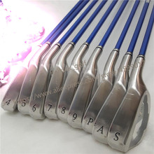 New Irons Golf Clubs men's MP 1000 Golf Irons set 4- A S Irons Graphite Golf shaft Clubs Free shipping new irons golf clubs women s mp 1000 golf irons set 4 a s irons graphite golf shaft clubs free shipping