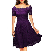 Best Quality Lace Dress One The Word Strapless Will Pendulum Dress