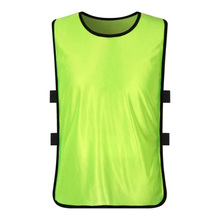 d1b6c6fddf8f 1x Team Training Grouping Basketball Soccer Football Pinnies Jerseys Adult  Child(China)