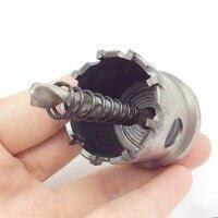 Шт. 1 мм шт. 48 мм Cole сверло Taladro Brocas Вольфрам сталь отверстие пилы шаг набор Furadeira механические инструменты