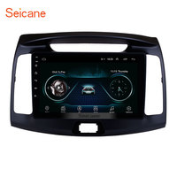Seicane 9 Android 8.1 for 2011 2012 2013 2014 2015 2016 Hyundai Elantra Radio GPS Navigation System with HD Touch SWC