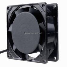 Gdstime 90 мм 9 см ac 220 В 240 охлаждающий вентилятор 92 x