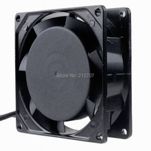 Free Shipping 1pcs AC 220V 240V 9CM 92MM 9225 92x92x25mm Industrial cooling Fan Sleeve Bearing free delivery rg17251b220h 220v 0 22a 17cm 17251 cooling fan