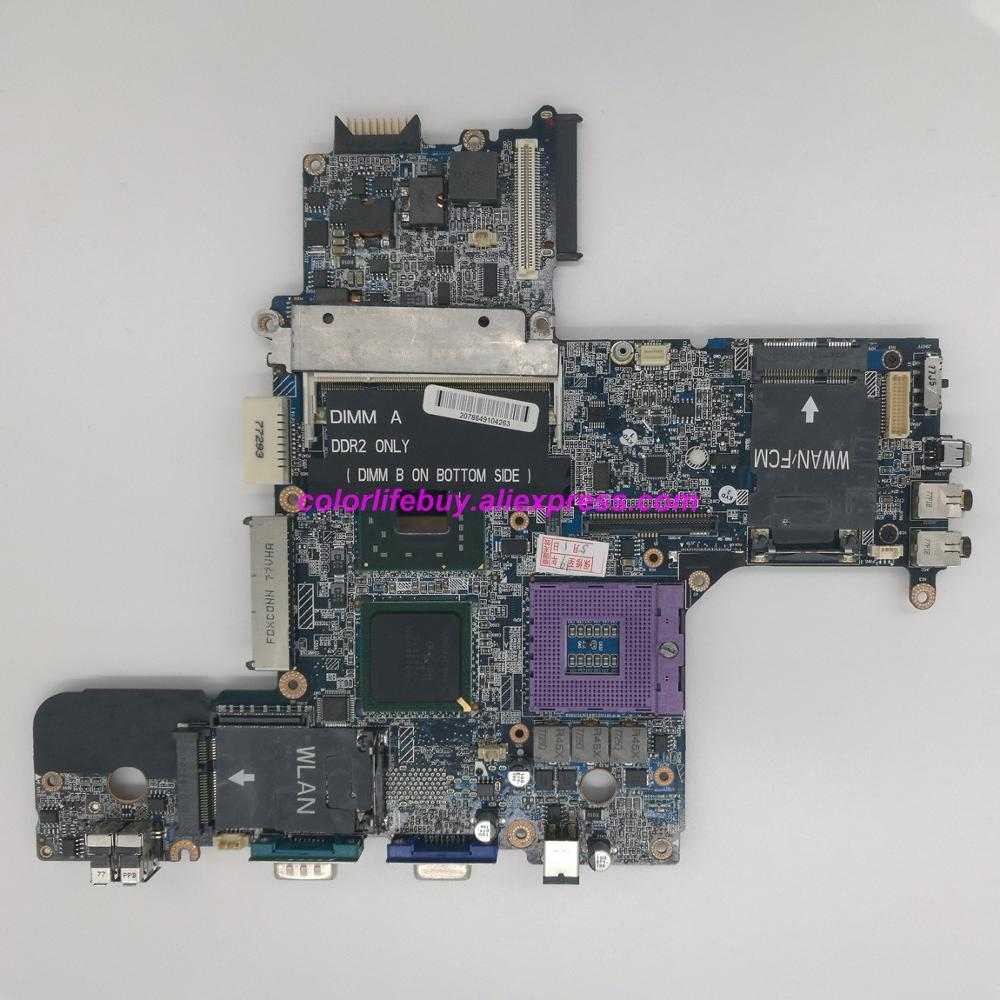Genuine CN 0DT781 0DT781 DT781 LA 3301P GM965 DDR2 Laptop Motherboard Mainboard for Dell Latitude D630 Notebook PC-in Laptop Motherboard from Computer & Office