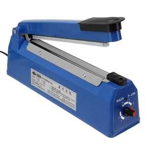 Image 2 - 200mm/300mm Impulse Sealer Heat Sealing Machine Kitchen Food Sealer Vacuum Bag Sealer Plastic Bag Packing Tools 220V 50/60HZ