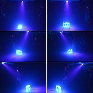 Image 4 - 54 w LED Par 18LED UV סגול LED שלב אור נקוב אור עם DMX512 עבור דיסקו DJ מקרן מכונה המפלגה קישוט שלב תאורה