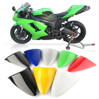 ZX6R 2007 2008 Rear Pillion Passenger Cowl Seat Cover Fairing GZYF Motorcycle Parts For Kawasaki ZX 6R ABS plastic