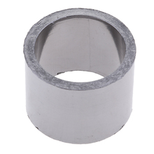 Motorcycle Exhaust Crush Gasket Joining Muffler and Downpipes ID 28/32/38mm OD 37/40/48mm Gaskets