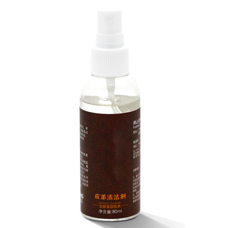 80ml Car Chair Cleaning Leather Cleaner