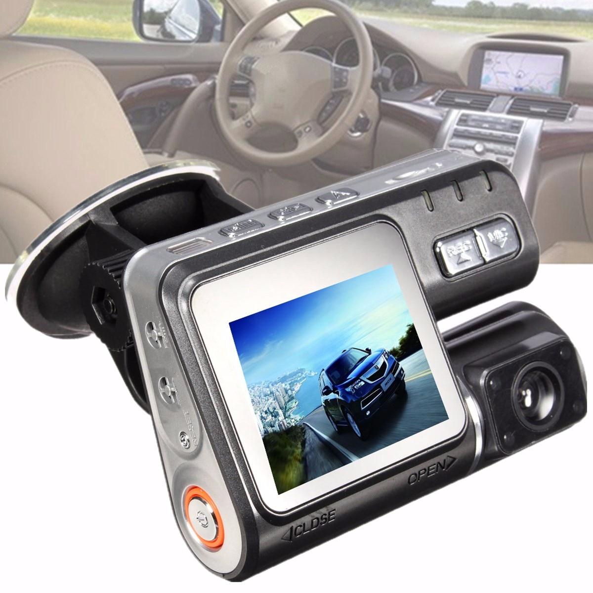 Car DVR Dash-Cam Camera Video Vehicle Front-Recorder G-Sensor-Up Night-Vision 120-Degree