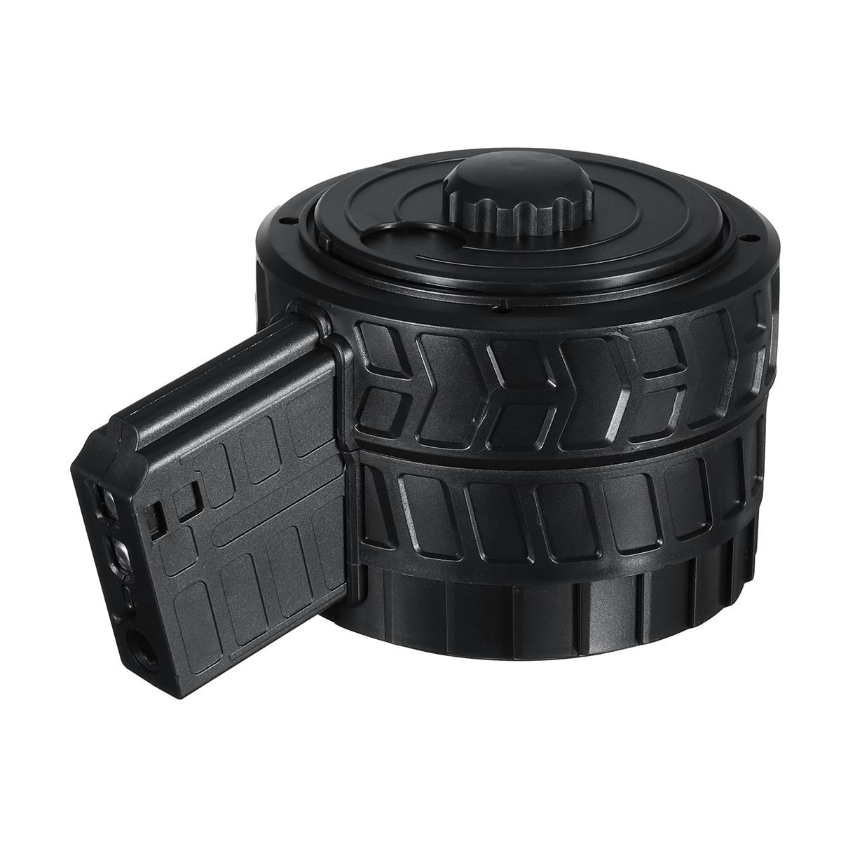 Drum Magazine Clip For STD 2th For PDW For JinMing8 M4A1 SCAR V2 Gel Ball Water Gu N Replacement Accessories Magazine