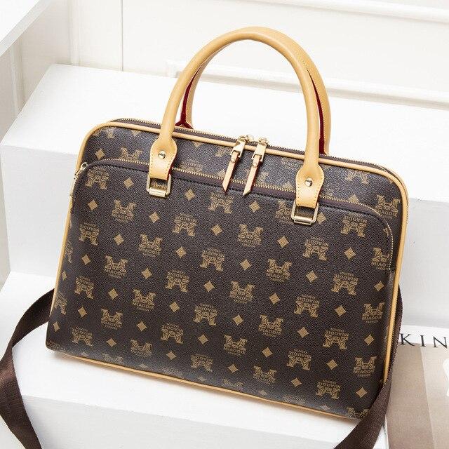Womens Business Briefcase Bag  3