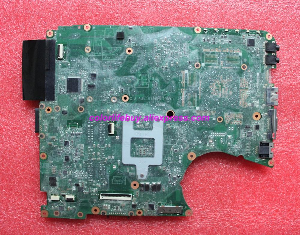 Image 2 - Genuine A000076380 DA0BL7MB6D0 Laptop Motherboard Mainboard for Toshiba L655D L650D Notebook PC-in Laptop Motherboard from Computer & Office