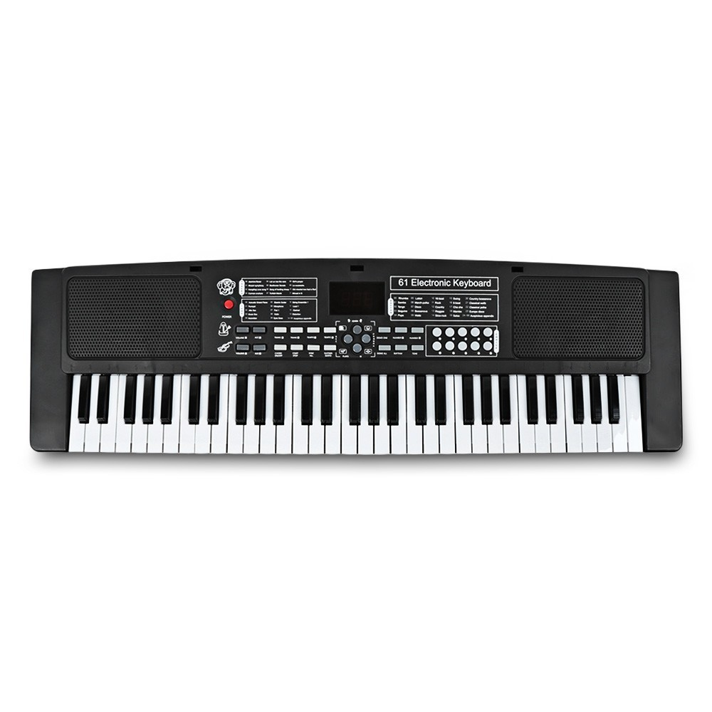 61 Keys Electronic Keyboard Piano  Children Educational Toys With External MicrophoneOrgan Musical Instrument Kids Toy For Gift