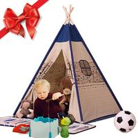 Children's Tent Portable Folding Indoor Baby Game House Indian Triangle Tent Children's Gift