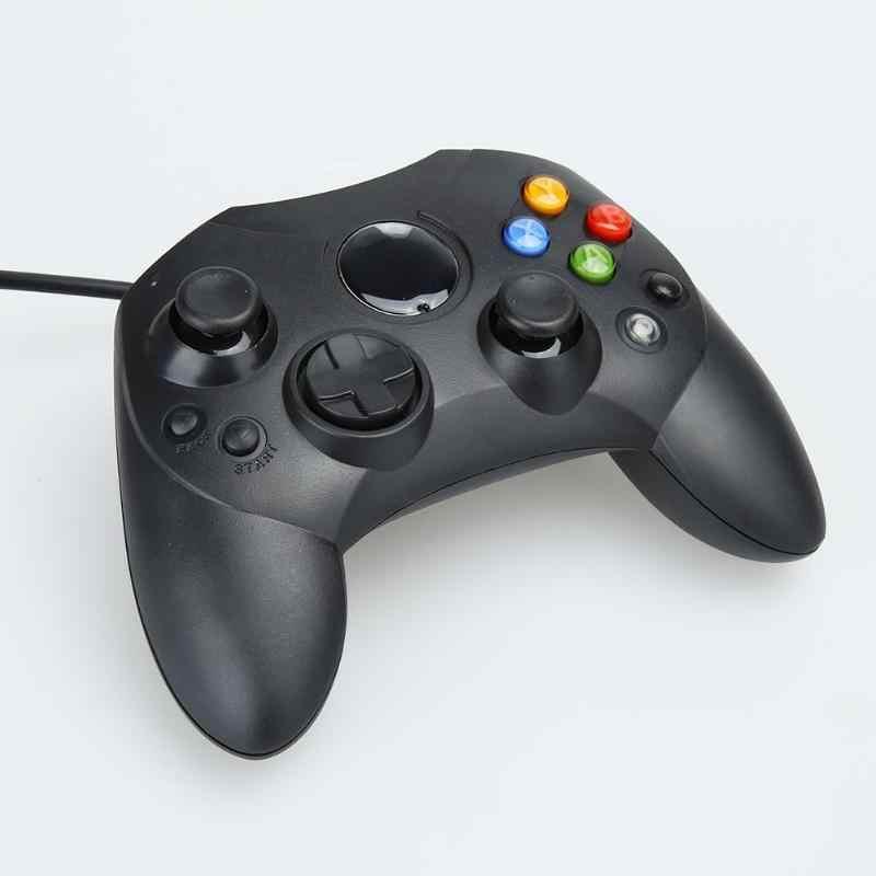 Wired בקר S סוג 2 ישן דור מיקרוסופט Xbox קונסולת וידאו חריצי הרחבה עבור ציוד היקפי 150x125 x 55mm