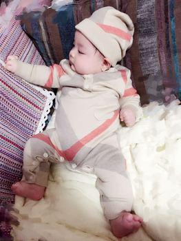 одежда для новорожденных с длинными рукавами сезон зима осень весна