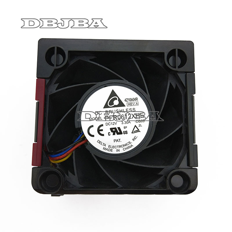 Fan For HP <font><b>Proliant</b></font> <font><b>DL380</b></font> G8 DL380p G8 DL380e 661332-001 662520-001 Server Cooling Fan 654577-003 image