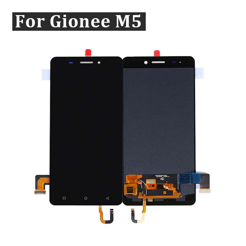 for Gionee M5 LCD Display With Touch Screen Digitizer